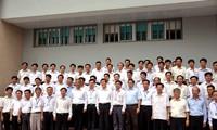 ประธานแห่งรัฐลงพื้นที่จังหวัด Quang Ninh