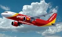 สายการบินโลว์คอร์ส VietJetAir เปิดเส้นทางบินระหว่างประเทศ