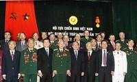 เปิดประชุมใหญ่ผู้แทนทั่วประเทศสมาคมทหารผ่านศึกเวียดนามสมัยที่5