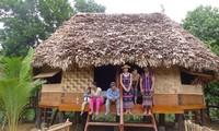 เอกลักษณ์วัฒนธรรมของชนเผ่าเกอตูบนเทือกเขาเจื่องเซิน