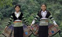 ชนเผ่าม้ง ชนส่วนน้อยพิเศษในประชาคมชนเผ่าพี่น้องเวียดนาม