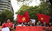 ประชามติระหว่างประเทศยังคงประณามการกระทำของจีนในเขตเศรษฐกิจจำเพาะและไหล่ทวีปของเวียดนาม