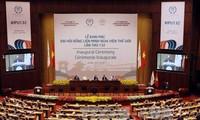 เปิดประชุมไอพียู132: เวียดนามผลักดันการสร้างโลกที่สันติภาพ