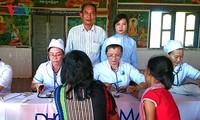 น้ำใจของแพทย์เวียดนามต่อผู้ป่วยยากจนกัมพูชา