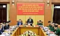 PM Vietnam, Nguyen Xuan Phuc melakukan temu kerja dengan Kemhan Vietnam