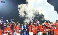 เวียดนามถล่มอินโดนีเซีย 3-0 ครองแชมป์ซีเกมส์