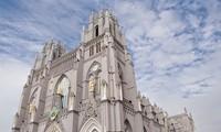 โบสถ์คริสต์ ฟู้ยาย (Phú Nhai) หนึ่งในมหาวิหาร4แห่งในเวียดนาม