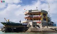 จีนไม่มีอธิปไตยทั้งในเชิงประวัติศาสตร์ต่อหมู่เกาะหว่างซาและเจื่องซา