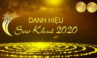 รางวัล Sao Khuê 2020 มีส่วนร่วมในกระบวนการปรับตัวสู่ยุคดิจิทัล