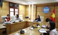 การประชุมผู้นำองค์การมิตรภาพประชาชนอาเซียน-จีนเกี่ยวกับการรับมือโควิด-19