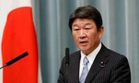 ญี่ปุ่นสนับสนุนคำแถลงของสหรัฐเกี่ยวกับปฏิบัติการที่ผิดกฎหมายของจีนในทะเลตะวันออก