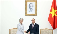 เพิ่มมูลค่าการค้าเวียดนาม-สาธารณรัฐเกาหลีขึ้นเป็น100พันล้านดอลลาร์สหรัฐ