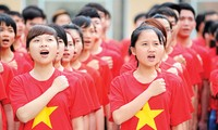 ระดมพลังของวัยเยาว์ในการพัฒนาประเทศ