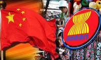 อาเซียนเป็นหุ้นส่วนการค้าอันดับ1ของจีน