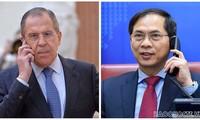 ดำเนินกิจกรรมต่างๆภายใต้กรอบของปีทวิภคีเวียดนาม - รัสเซีย2021