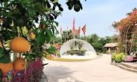 """แหล่งท่องเที่ยว """"Một thoáng Việt Nam"""" การเติมแต่งสีสันให้แก่การท่องเที่ยวนครโฮจิมินห์"""