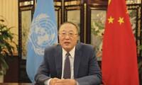 คณะมนตรีความมั่นคงแห่งสหประชาชาติสนับสนุนบทบาทของอาเซียนในปัญหาเมียนมาร์