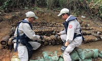 Vietnam calls for further international assistance to clear bombs and mines