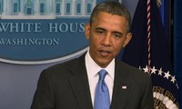 President Obama holds press conference 100 days after swearing in for the 2nd term