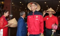 First images of Arsenal in Vietnam