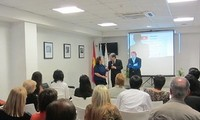 Promoting Vietnam's land and people in Argentina