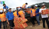 Continued efforts to overcome flood's aftermath in central and central highlands provinces