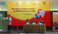 Child care and protection, Vietnam's top priority