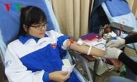 6th blood donation festival