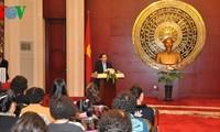 Overseas Vietnamese celebrate Tet