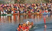 Spring festivals held nationwide