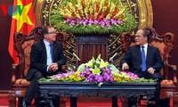Vietnam, New Zealand expand foreign relations and international integration