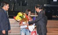 Singing contest of Vietnamese students in Australia