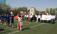 Student sports festival opens in Moscow