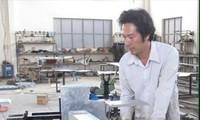 Amateur engineering inventor Nguyen Hong Chuong