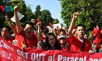 Strong wave of protest against China's provocative act in the East Sea