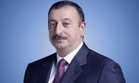 Azerbaijan's President visits Vietnam