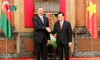 Vietnam, Azerbaijan strengthen comprehensive cooperation