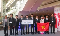 Local students excel at Asian Physics Olympiad