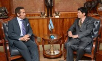 Botswana wants to increase cooperation with Vietnam