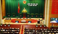Important decisions of the 7th National Assembly session