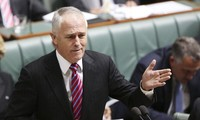 Australia concerned about China's show of strength in the East Sea