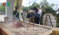 NA Vice chairwoman pays tribute at Quang Tri Ancient Citadel