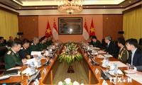 Vietnam, Singapore strengthen defense cooperation