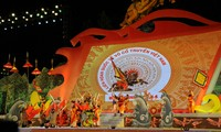 Meeting of those who love Vietnam's martial arts