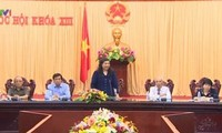 NA Vice-chairwoman receives Quang Ngai's former revolutionary soldiers