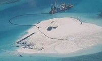 Turning reef into island: China is violating international law