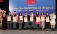 12th annual KOVA awards