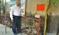 War veteran Lam Van Bang inspires youngsters