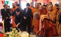 President Truong Tan Sang's activities in Cambodia