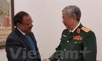 Vietnam, India hold ninth defense dialogue